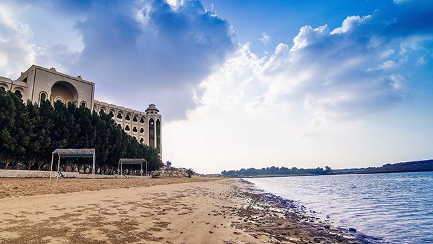 ساحل قنتوت دبی