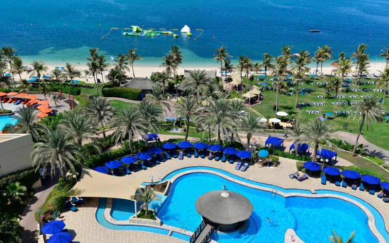 ساحل جبل علی دبی
