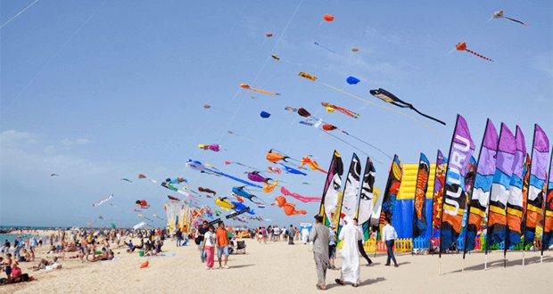 ساحل کایت دبی