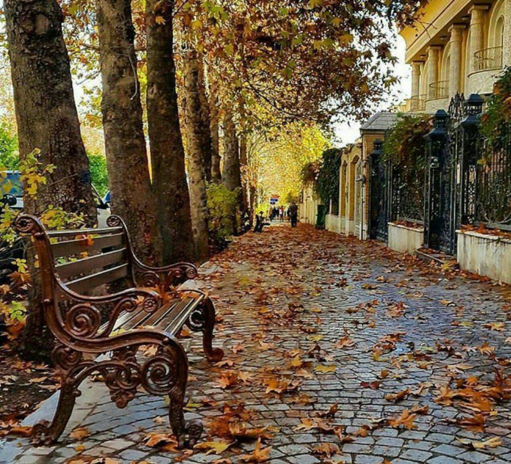 خیابان های معروف شیراز