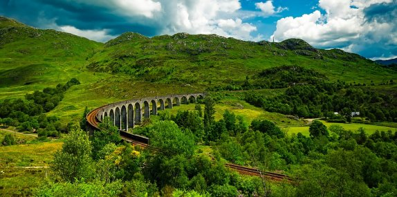 طبیعت اسکاتلند