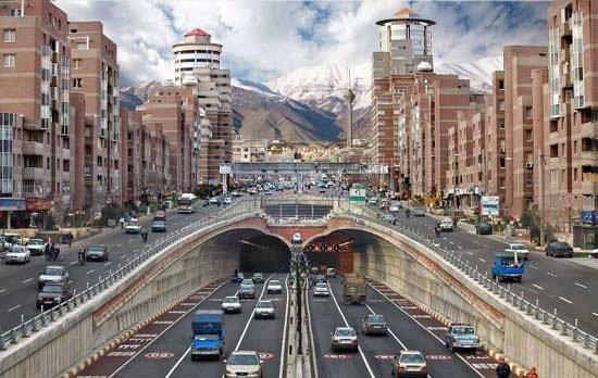 تهران غنی ترین و بهترین شهر ایران