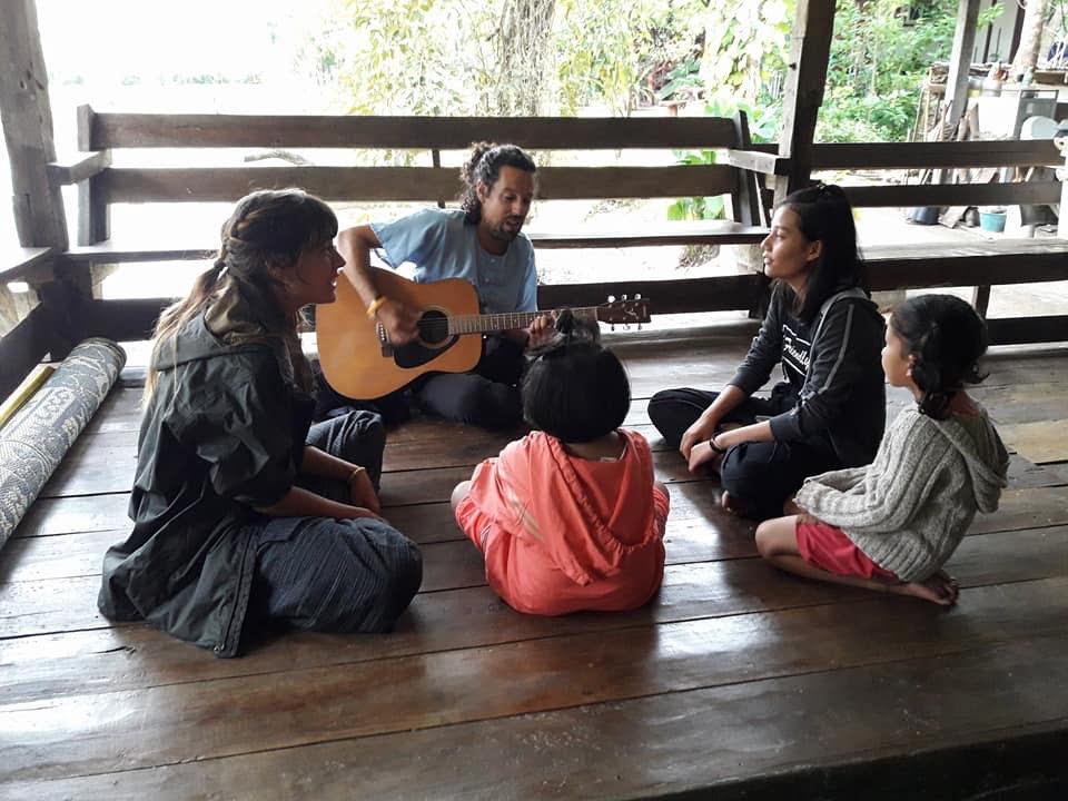 تخصص تدریس موسیقی در تایلند
