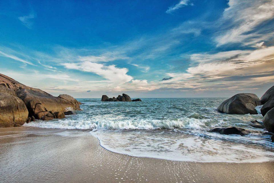ساحل لامای سامویی