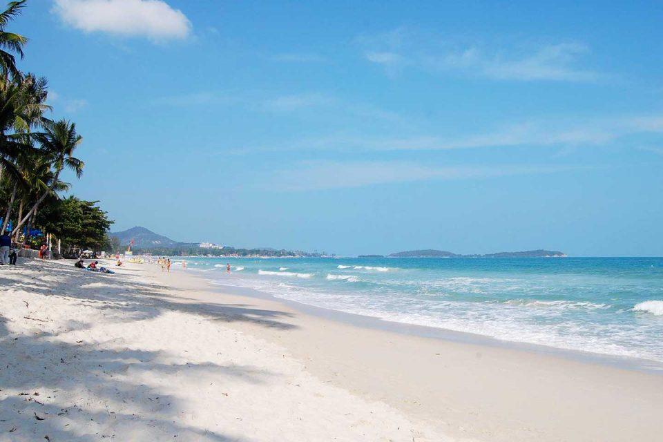 ساحل چاوئنگ سامویی