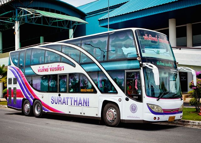 سفر به جزیره سامویی با اتوبوس