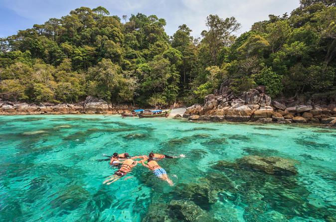 سواحل جزیره سامویی