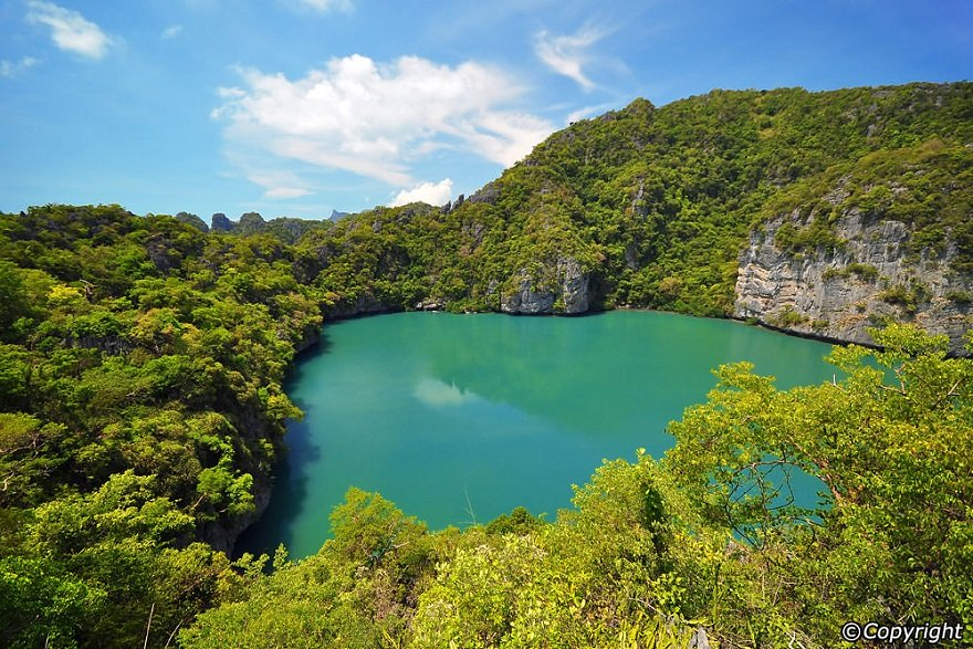 پارک ملی آنگ تونگ