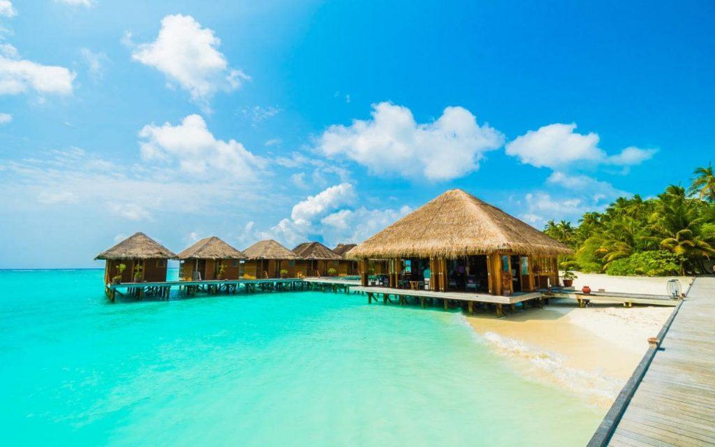 آب و هوای مالدیو