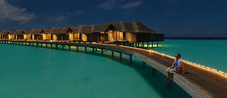 جزایر مالدیو و هتل های آن