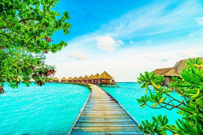 کشور مالدیو کجاست؟