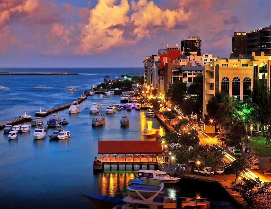 پایتخت کشور مالدیو کجاست؟ ماله