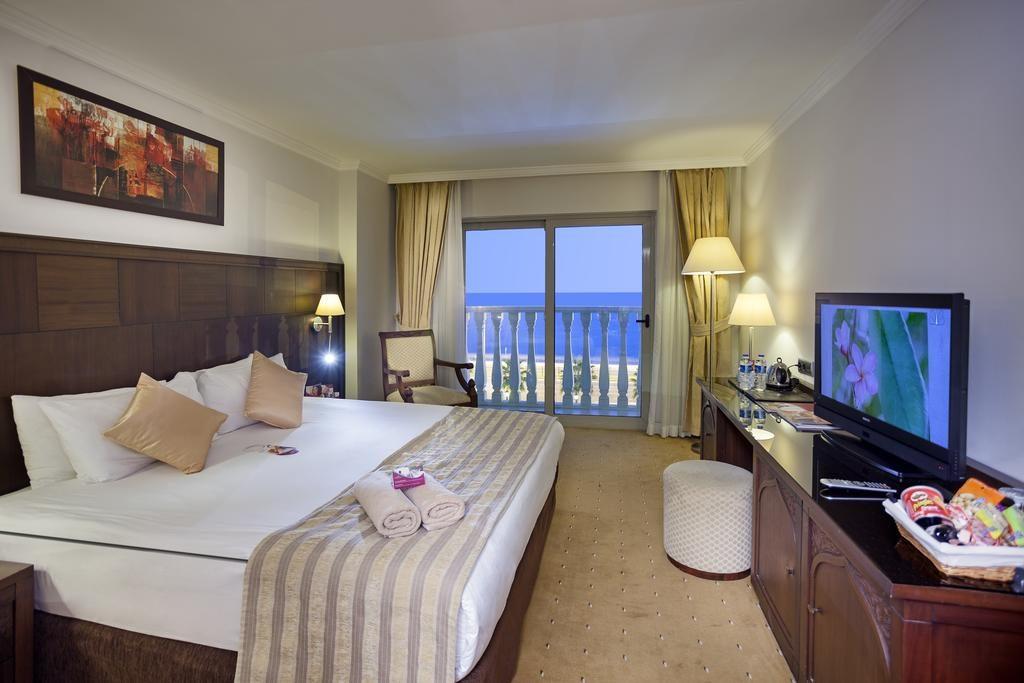بهترین هتل های آنتالیا