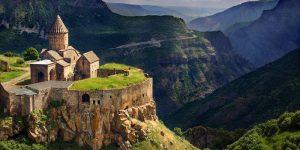 ماه عسل در ارمنستان