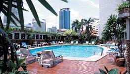 هتل مانتین بانکوک - Montien Hotel Bangkok