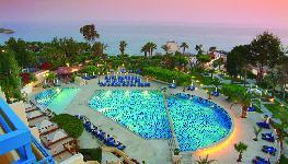 هتل الیاس بیچ - Elias Beach Hotel