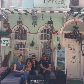 Taksim Green House Hostel