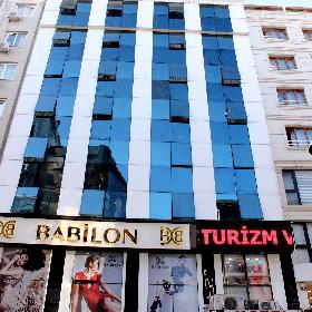 Hotel Buyuk Paris