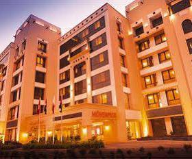 Moevenpick Hotel Apartments Al Mamzar Dubai