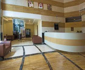 Emirates Grand Hotel Apartments.