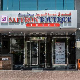 Saffron Boutique Hotel