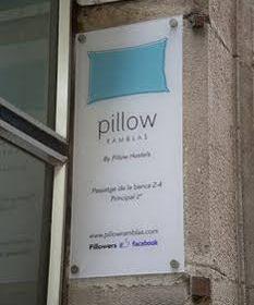 Pillow Ramblas