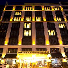 Nidya Hotel Galataport Istanbul.