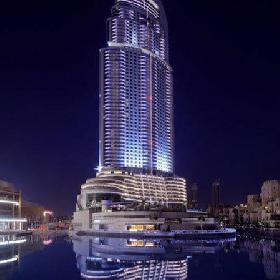 The Address, Downtown Dubai