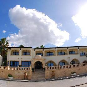 Bellapais Monastry Village