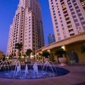 Amwaj Suites Roda Jumeirah Beach Residence.
