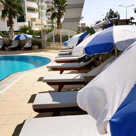 Blue Garden Hotel