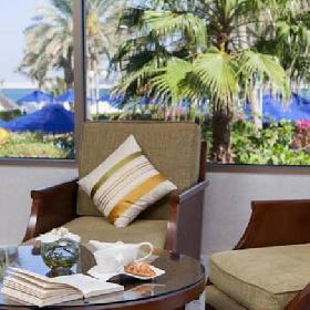 Jebel Ali Beach Hotel.