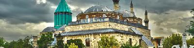 آرامگاه مولوی در کدام شهر است