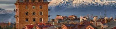 پایتخت کشور ارمنستان کجاست؟