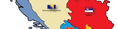 یوگسلاوی به چند کشور تقسیم شد