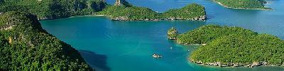 پارک ملی آنگ تونگ : نگین خلیج تایلند در نزدیکی سامویی