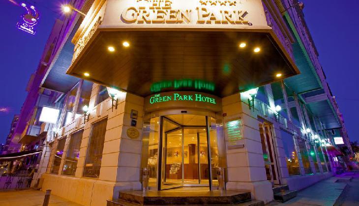 هتل گرین پارک تکسیم