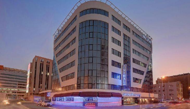 هتل نیهال