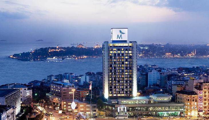 هتل مارمارا تکسیم