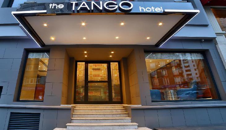 هتل تانگو استانبول