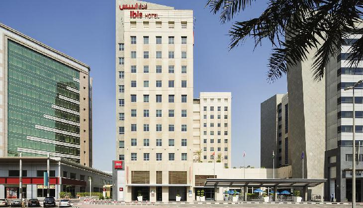 هتل ایبیس دیره سیتی سنتر