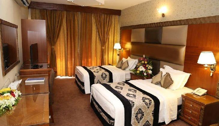هتل دبی پالم