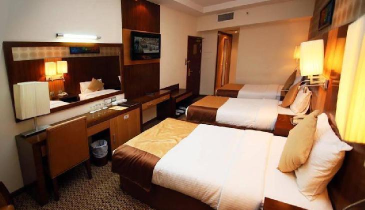 هتل سان اند سندز داون تاون