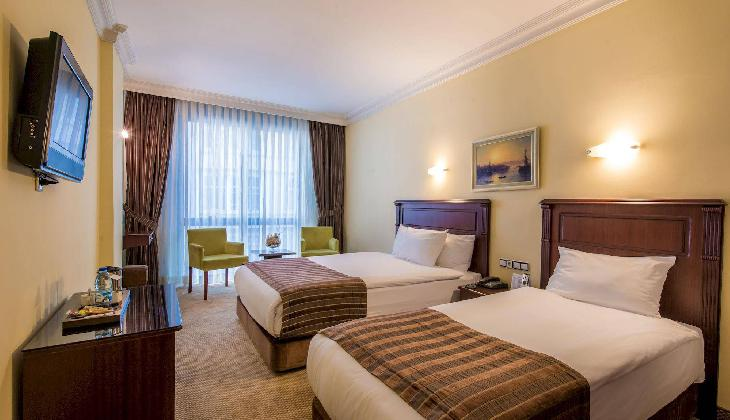هتل سمینال تکسیم