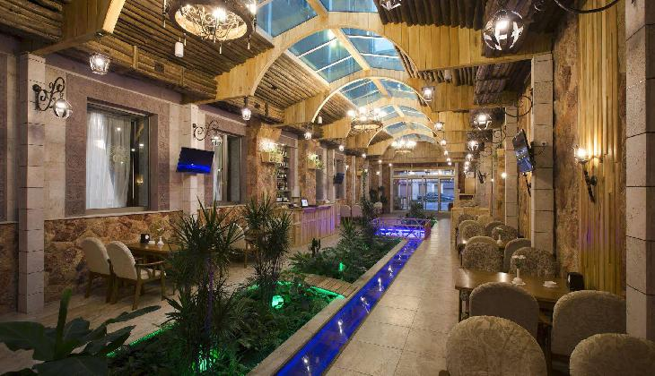 هتل سنترال ایروان