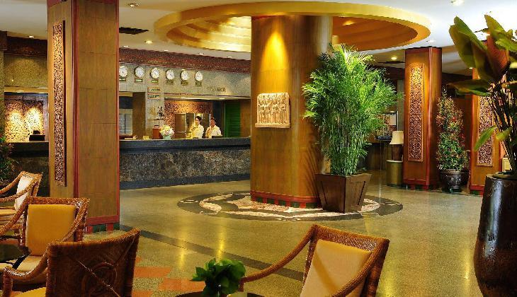 هتل گلدن بیچ