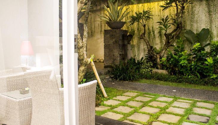 هتل ترانسرا کامینی لجین بالی