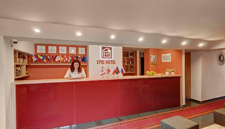 Hotel Epic