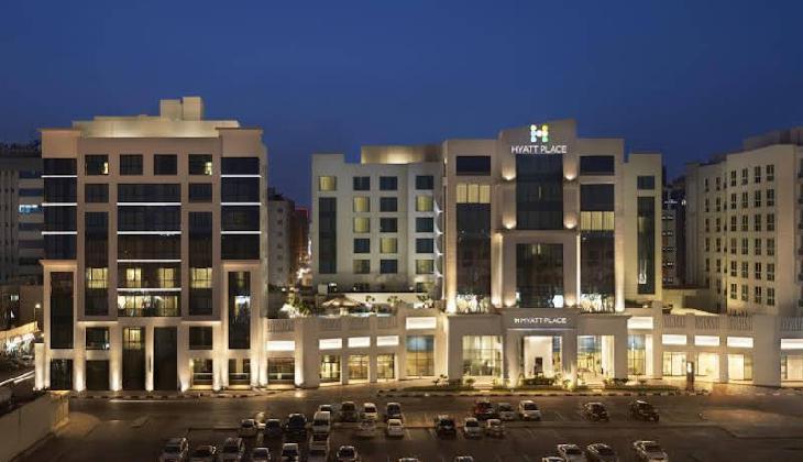 هتل حیات پلیس رقه