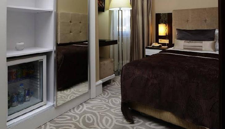 هتل سیتی سنتر